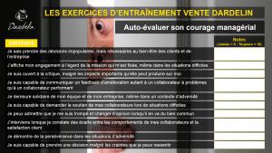 Courage Managérial